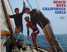 "The Beach Boys single ""California Girls"" was released on this day, July 12th, 1965."
