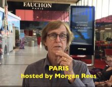 "New Video: ""PARIS"" hosted by Morgan Rees"
