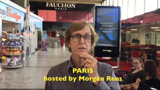 """PARIS"" hosted by Morgan Rees"