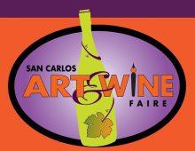 San Carlos Art & Wine Faire! - October 12-13