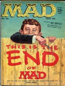 MAD Magazine closing after 67 years
