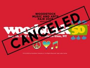 Woodstock Canceled