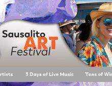 2019 Sausalito Art Festival: AMERICA'S PREMIER WATERFRONT FINE ART, MUSIC AND WINE FESTIVAL