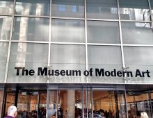 THE EXPANDED AND REIMAGINED MUSEUM OF MODERN ART TO OPEN ON OCTOBER 21, 2019