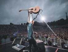 Ed Sheeran is currently THE most successful touring Musician.