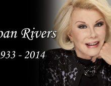 Joan Rivers Died on September 4, 2014