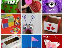 Valentine Boxes For Kids