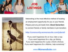 Job Postings Feature