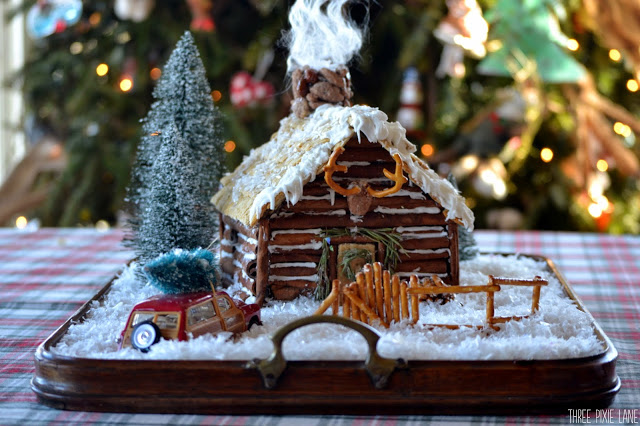 gingerbread house diy