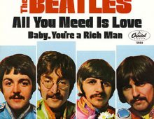 The Beatles' 'All You Need Is Love': It was 54 years ago today
