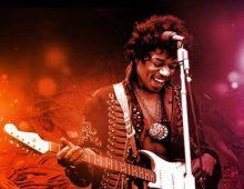 Jimi Hendrix 77th Birthday