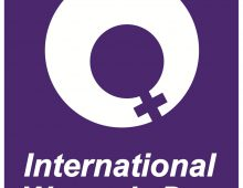 International Women's Day (Sunday, March 8)