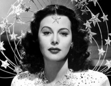 Hedy Lamarr revolutionize communication; including WiFi, GPS and Bluetooth.