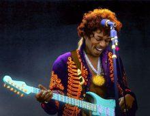 Jimi Hendrix Factoids: