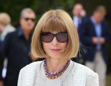 Strike a Pose: Vogue's Anna Wintour