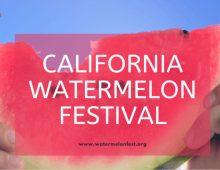 2019 CALIFORNIA WATERMELON FESTIVAL – Los Angeles' Hansen Dam Soccer Complex