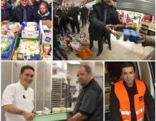 What The US Can Learn From France, Italy, Denmark and UK Supermarkets Donating Unsold Food