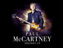 TONIGHT: Paul McCartney – San Jose • 8:00p SAP Center