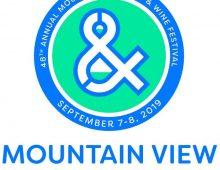 Mountain ViewArt & Wine Festival: 9/7-8/2019
