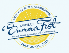 MENLO PARK ART, WINE & MUSIC FESTIVAL – July 20-21, 2019