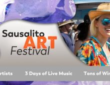 2019 Sausalito Art Festival: AMERICA'S PREMIER WATERFRONT FINE ART, MUSIC AND WINE FESTIVAL