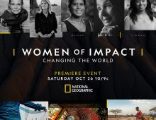 """Women of Impact"" Disney-owned National Geographic is releasing one-hour documentary. (MUST SEE!)"