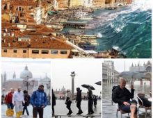 VENICE POSSIBLY BE FOREVER SUBMERGED, SCIENTISTS WARN