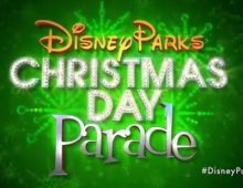 Disney Parks Magical Christmas Day Parade (Wednesday, Dec. 25, on ABC)
