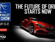 Silicon Valley Car Show: January 9th-12th