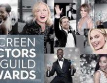 26th Annual SAG Award Honorees