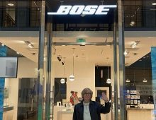 Bose is closing all of its retail stores in North America, Europe, Australia and Japan.