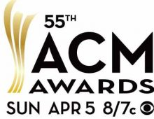 The 55TH ACADEMY OF COUNTRY MUSIC AWARDS™, Sunday, April 5, 2020 on CBS.