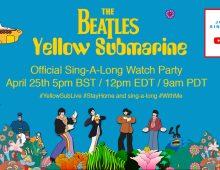 Free 'Yellow Submarine' Beatles on YouTube