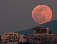 2020's Largest Super Moon will appear on April 7, and it will be Legendary.