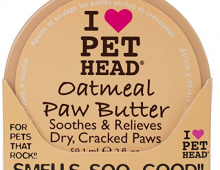 Soothe Dry and Cracked Paws