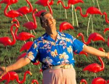 Lawn Flamingo creator Don Featherstone 5th Year since his Passing