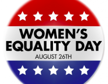 Women's Equality Day – August 26