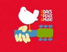 Woodstock Music & Arts Festival 51st Anniversary. Held on August 15 – 17, 1969
