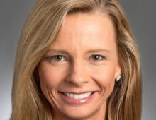 Kathryn Farmer named the first woman CEO of an American railroad