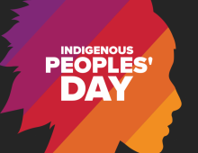 Indigenous Peoples' Day, October 12th.