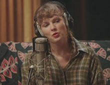 """Taylor Swift's film """"Forklore"""" debuts on Disney Plus"""