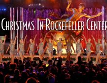 """Christmas in Rockefeller Center"" at 8/7c & ""At Home Holiday Special"" at 10/9c on Dec. 2 on NBC"