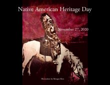 Native American Heritage Day: November 27, 2020