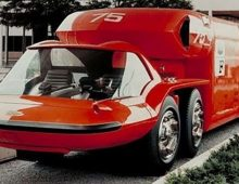 1964 General Motors Concept: The Future Looked So Awesome!