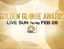 78th Golden Globes: Sunday, Feb. 28, 2021 at 7 p.m. ET/4 p.m. PT