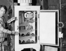 Florence Parpart – Patented the Modern Refrigerator