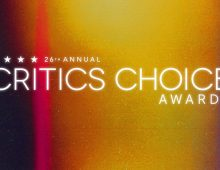 The 26th Annual Critics Choice Awards, Sunday, March 7 on CW Network