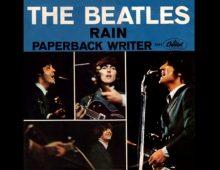 "Beatles released ""Rain"" on 30 May 1966 (55 years ago)"