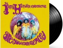 Jimi Hendrix's Are You Experienced -- release'd 54 years ago today (on May 12, 1967)