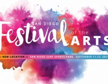 2021 SAN DIEGO FESTIVAL OF THE ARTS